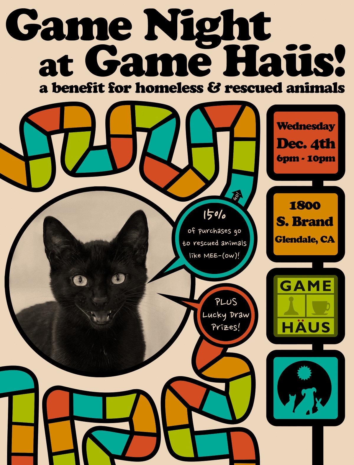 Game Night at Game Haus