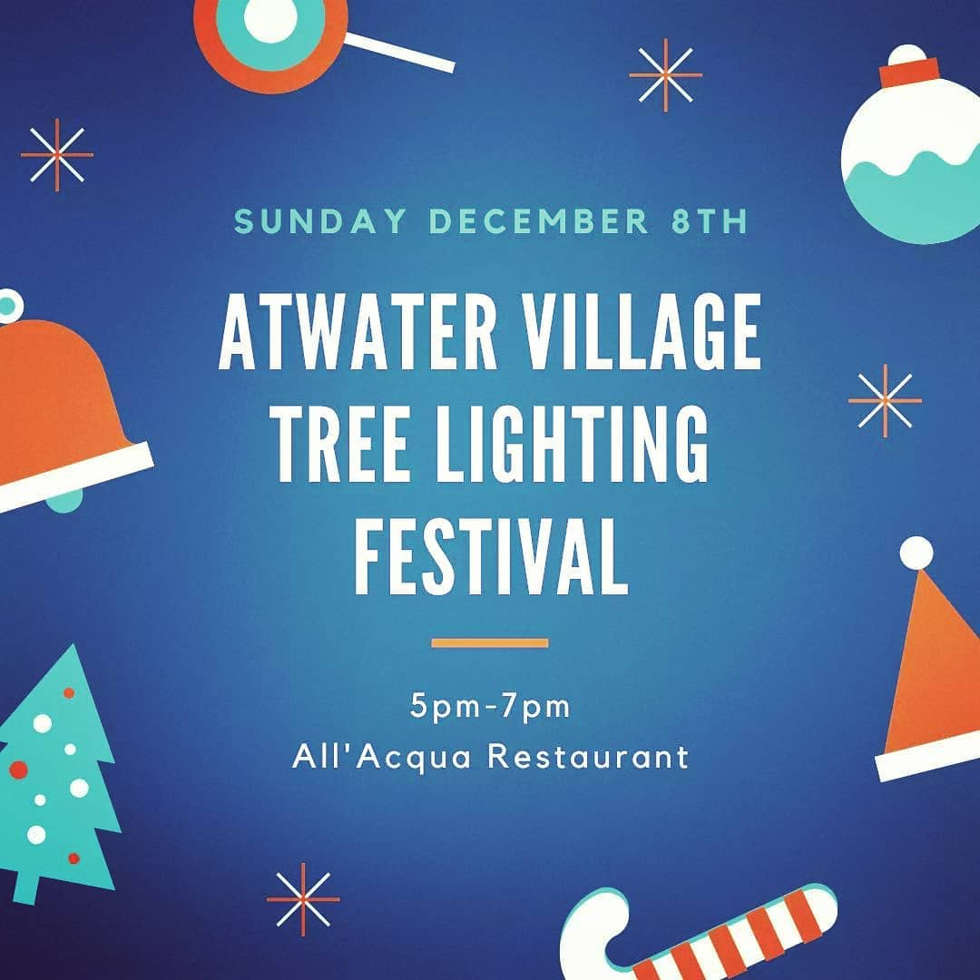28th Annual Atwater Village Tree Lighting Festival